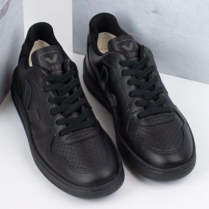 Tênis Vert Shoes V-10 CWL Vegan Black Black VX072562