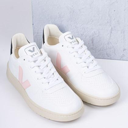 Tênis Vert Shoes V-10 CWL White Petale Black VX071975
