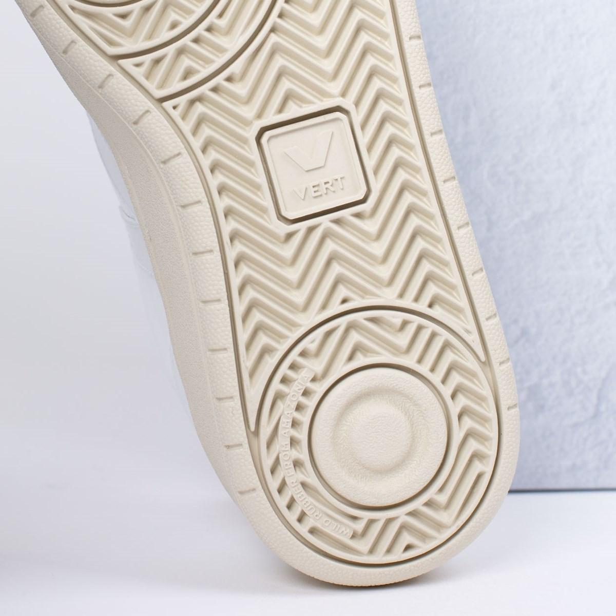 Tênis Vert Shoes V-10 CWL White White Natural VX072071
