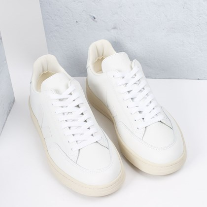Tênis Vert Shoes V-12 Leather Extra White XD022297