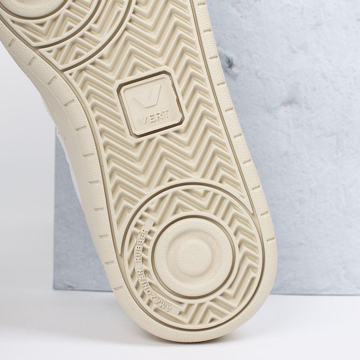Tênis Vert Shoes V-12 Leather Extra White XD022297