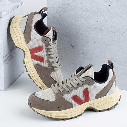 Tênis Vert Shoes Venturi Alveomesh Multico Grey Rouille VT012631