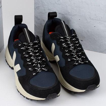 Tênis Vert Shoes Venturi Alveomesh Nautico Pierre Black VT012294
