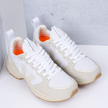 Tênis Vert Shoes Venturi Alveomesh White Pierre Natural VT012257