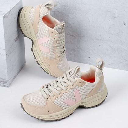 Tênis Vert Shoes Venturi Hexamesh Gravel Petale Sable VT012473